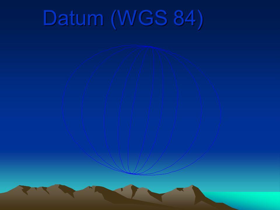 Datum (WGS 84)