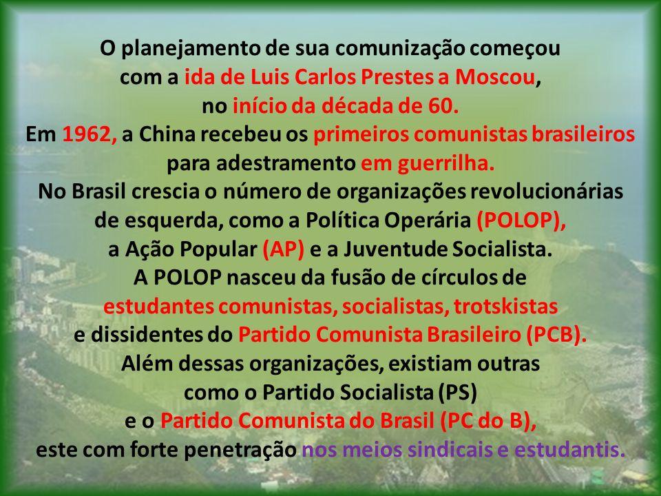 Na década dos anos 60 e 70, a ideologia comunista desestabilizou os regimes de vários países. Em muitos deles, a democracia encontrava-se desfalecida