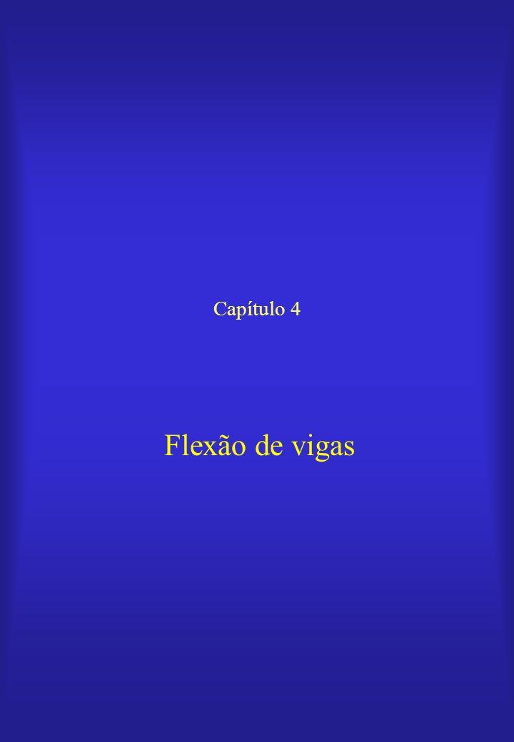 Capítulo 4 Flexão de vigas