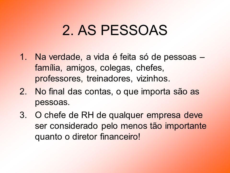 2.AS PESSOAS 4.
