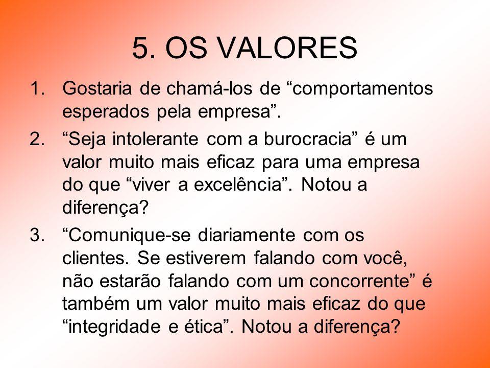 7.A DIFERENCIAÇÃO 17.