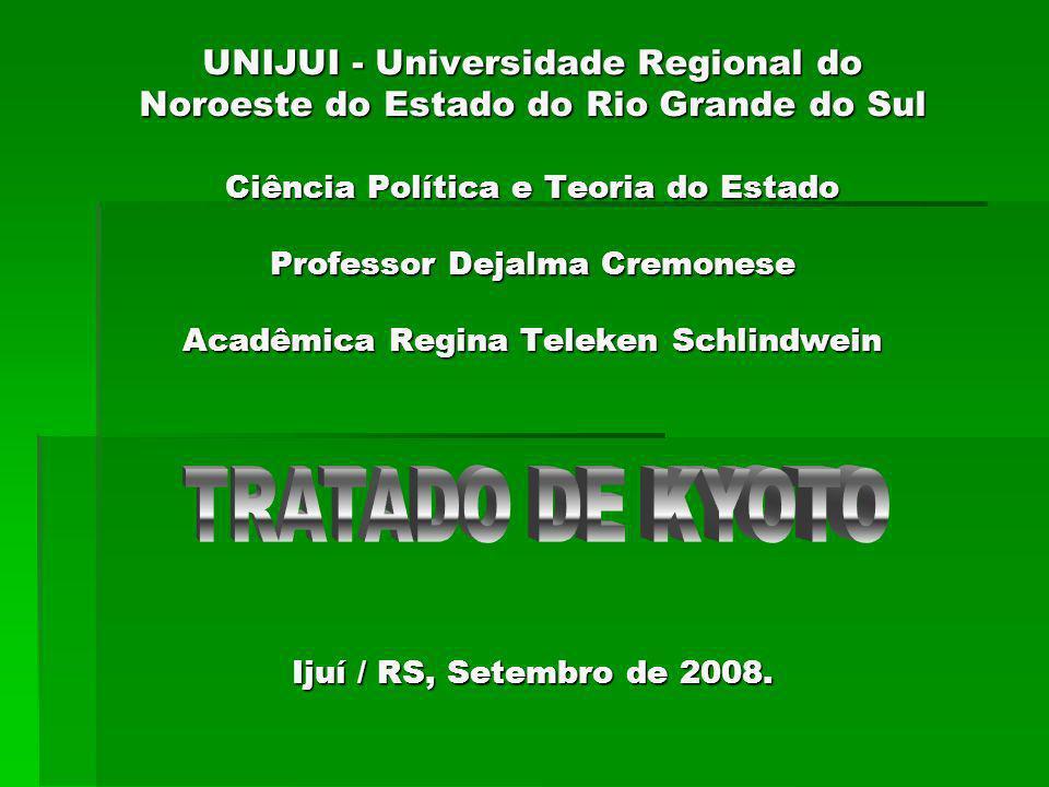 UNIJUI - Universidade Regional do Noroeste do Estado do Rio Grande do Sul Ciência Política e Teoria do Estado Professor Dejalma Cremonese Acadêmica Re