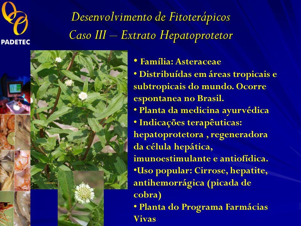 CASO III EXTRATO HEPATOPROTETOR