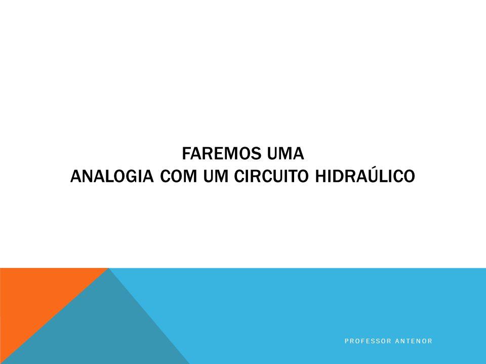 REVISÃO ELETRICIDADE BÁSICA TENSÃO PROFESSOR ANTENOR