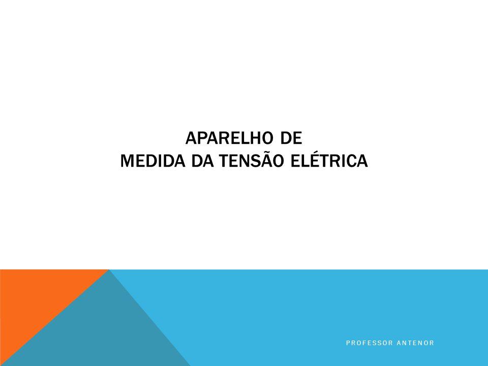 13,8 kV= 13.800 V 34,5 kV= 34.500 V 220 V= 0,22 kV 127 V= 0,127 kV PROFESSOR ANTENOR