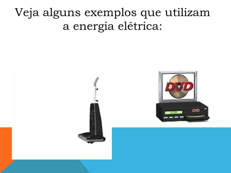 A eletricidade está presente em quase todos os locais, hoje em dia já não vivemos sem ela, pois tudo o que usamos necessita da eletricidade.