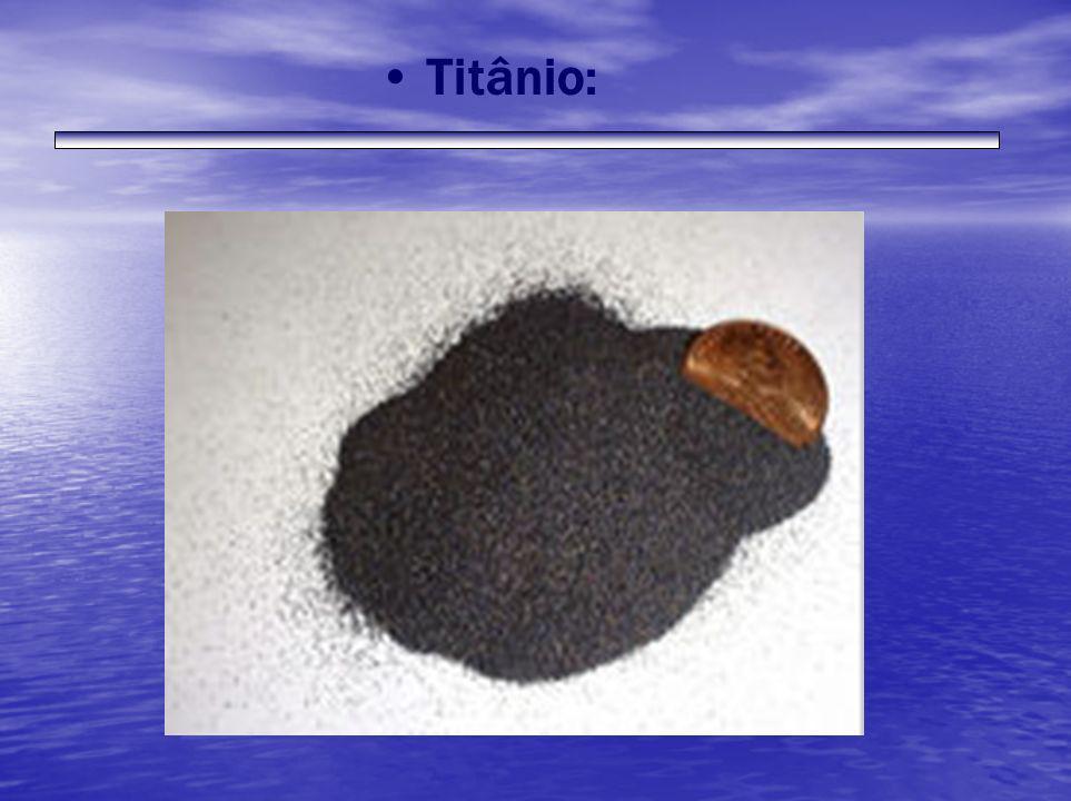 Titânio:
