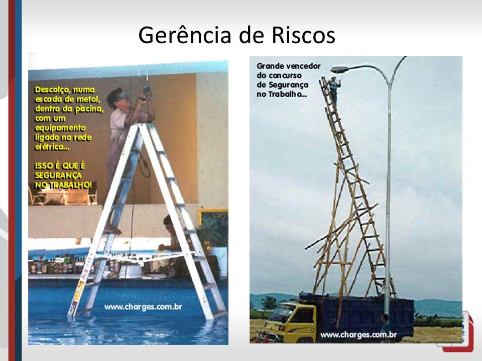 GERENCIA DE RISCOS CONCEITOS BASICOS – Segundo Eliane P. R. Poveda, Diretora de Riscos Ambientais da ABGR – Risco é uma variável com o potencial neces