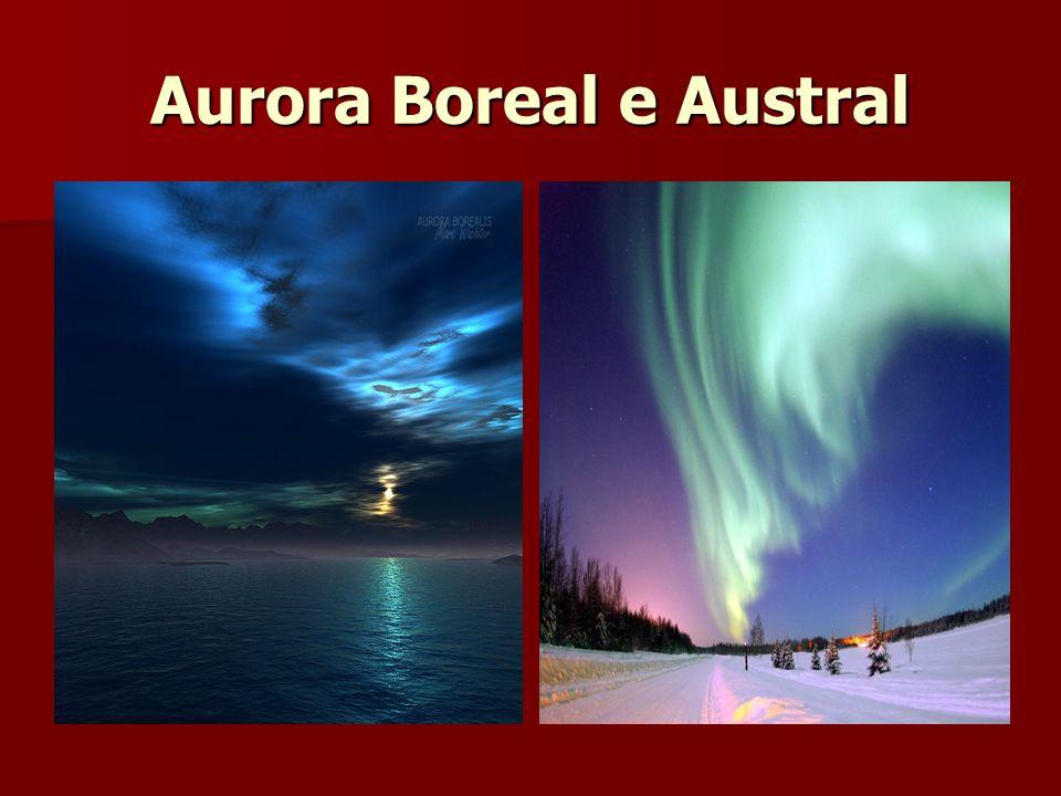 Aurora Boreal e Austral