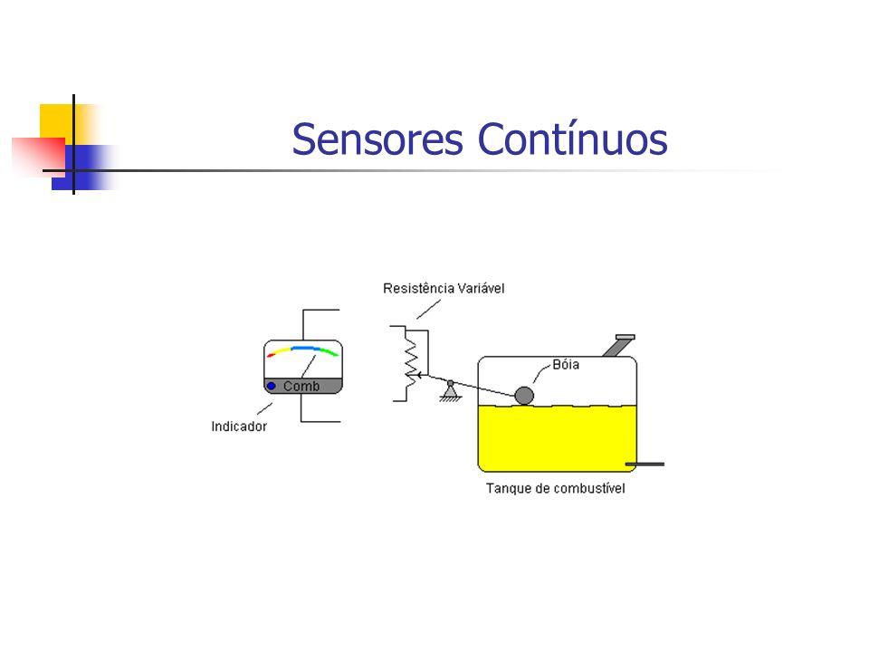Sensores Discretos