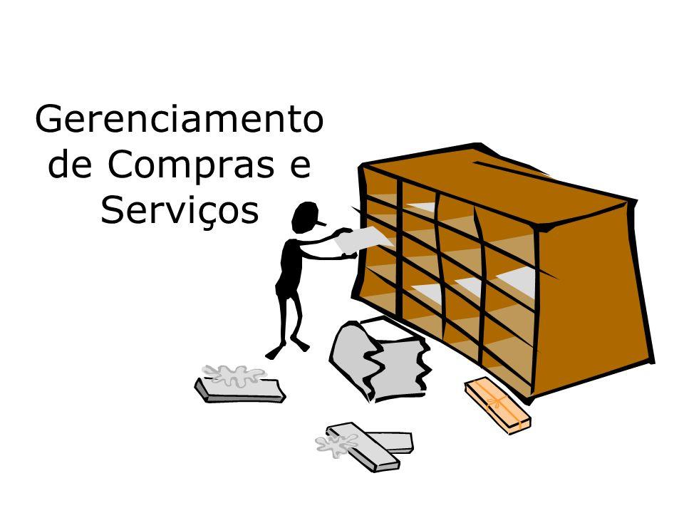 Pedido de Compra (cont.) 3Toda solicitação de aquisição deverá ser processada após verificação de disponibilidade, no Almoxarifado, do material solicitado, similar ou de sucedâneo que atenda as necessidades do solicitante.