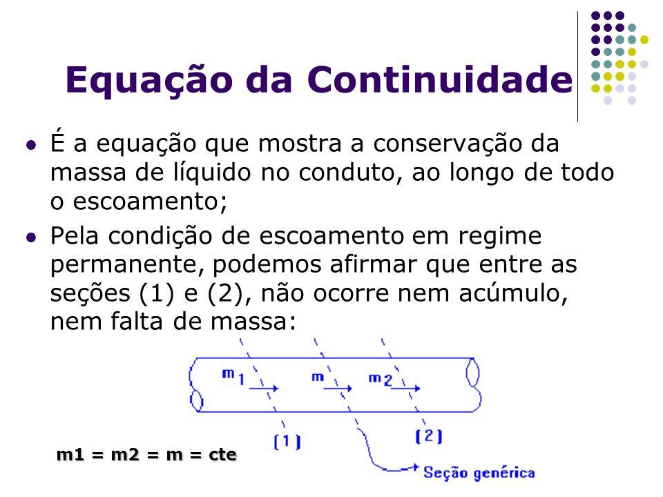Exercício 1 Óleo de soja é bombeado através de uma tubulação de diâmetro constante uniforme.