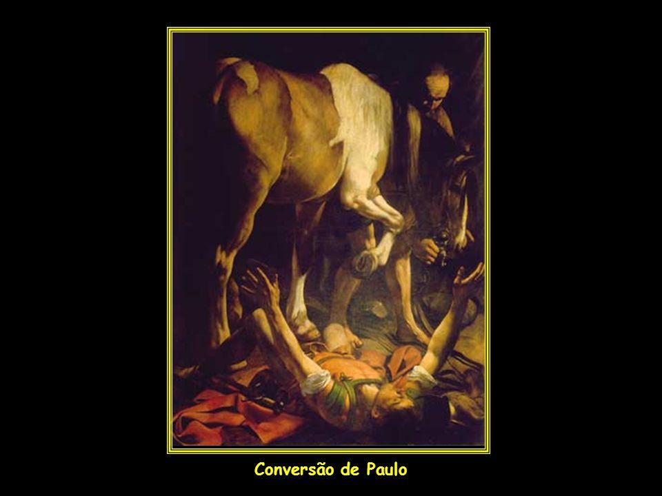 Texto: padre Antônio Luiz Catelan Ferreira Conversão de Paulo