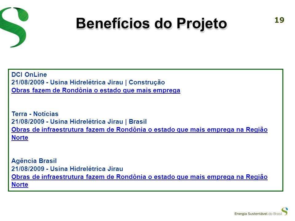 18 Dados do Instituto Acende Brasil A participação do setor privado seria superior a 60%