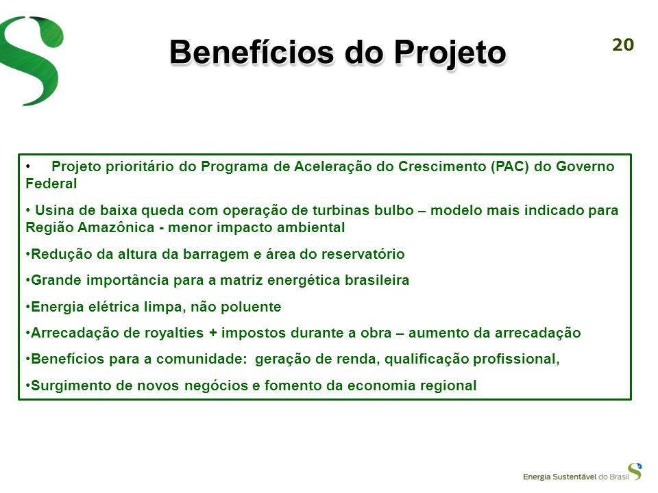 19 Benefícios do Projeto DCI OnLine 21/08/2009 - Usina Hidrelétrica Jirau | Construção Obras fazem de Rondônia o estado que mais emprega Terra - Notíc