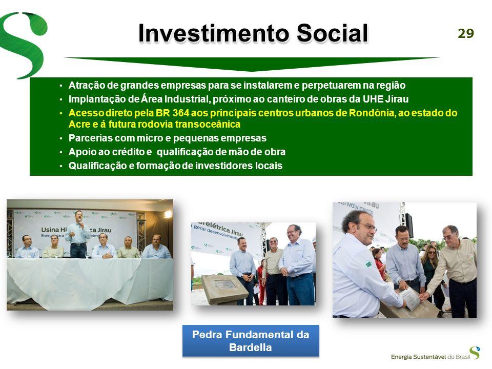 28 Os moradores de Mutum Paraná, que vivem atualmente nas áreas necessárias para a formação do futuro reservatório poderão escolher entre o reassentam