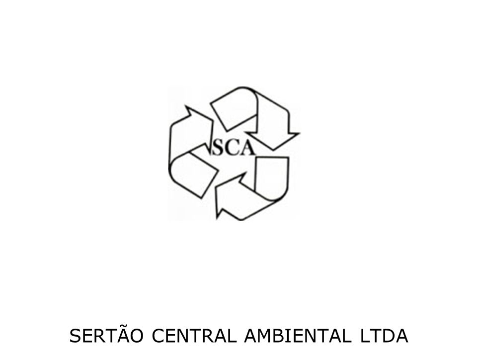 SERTÃO CENTRAL AMBIENTAL LTDA