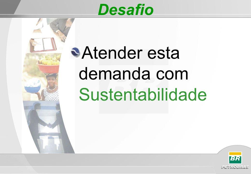 Desafio Atender esta demanda com Sustentabilidade