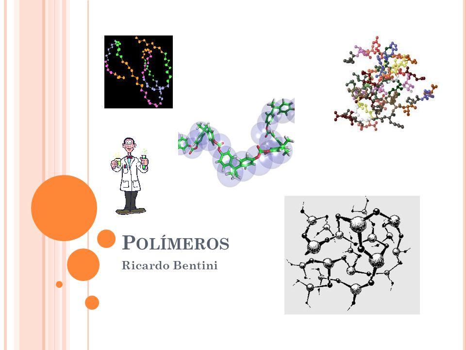 O que é um Polímero
