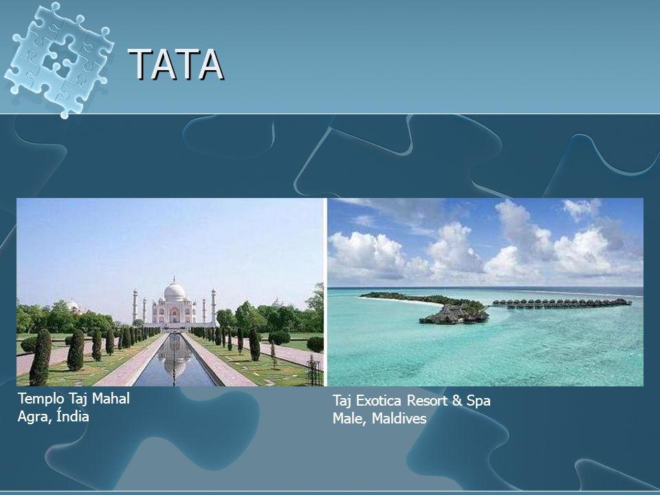 Taj Exotica Resort & Spa Male, Maldives Templo Taj Mahal Agra, Índia
