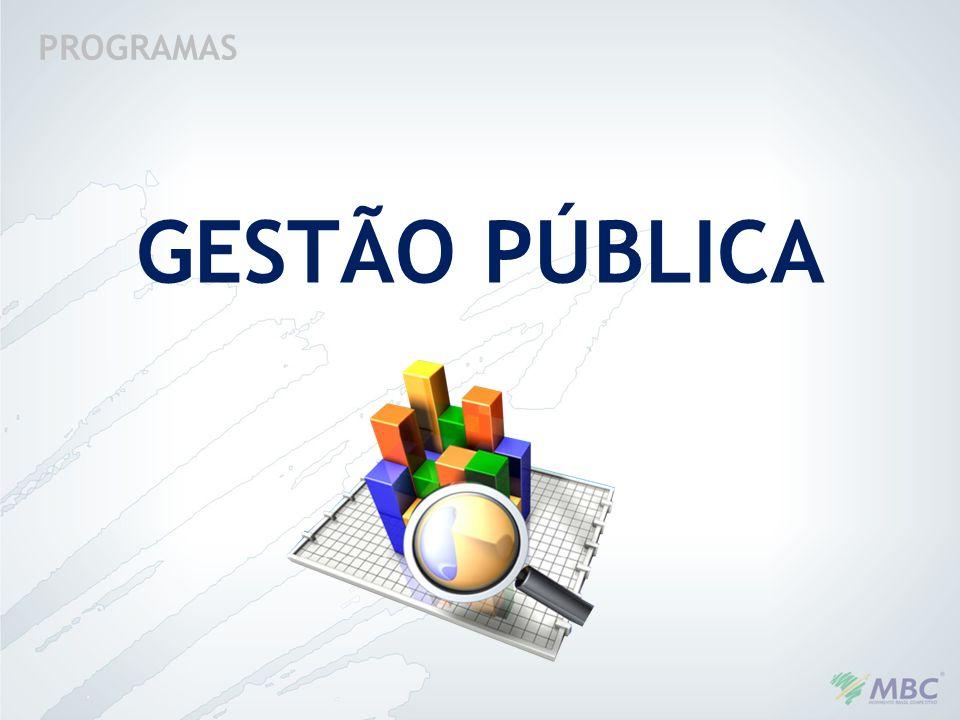 GESTÃO PÚBLICA PROGRAMAS