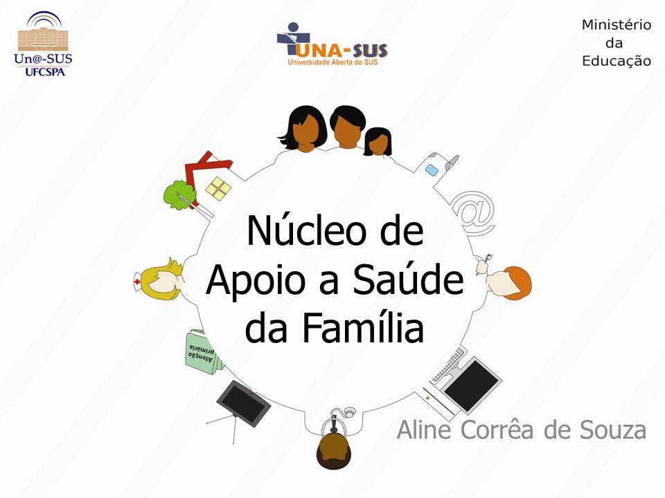 Aline Corrêa de Souza Núcleo de Apoio a Saúde da Família