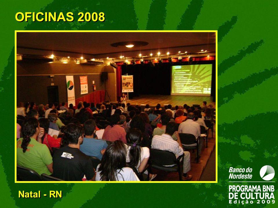 Natal - RN OFICINAS 2008