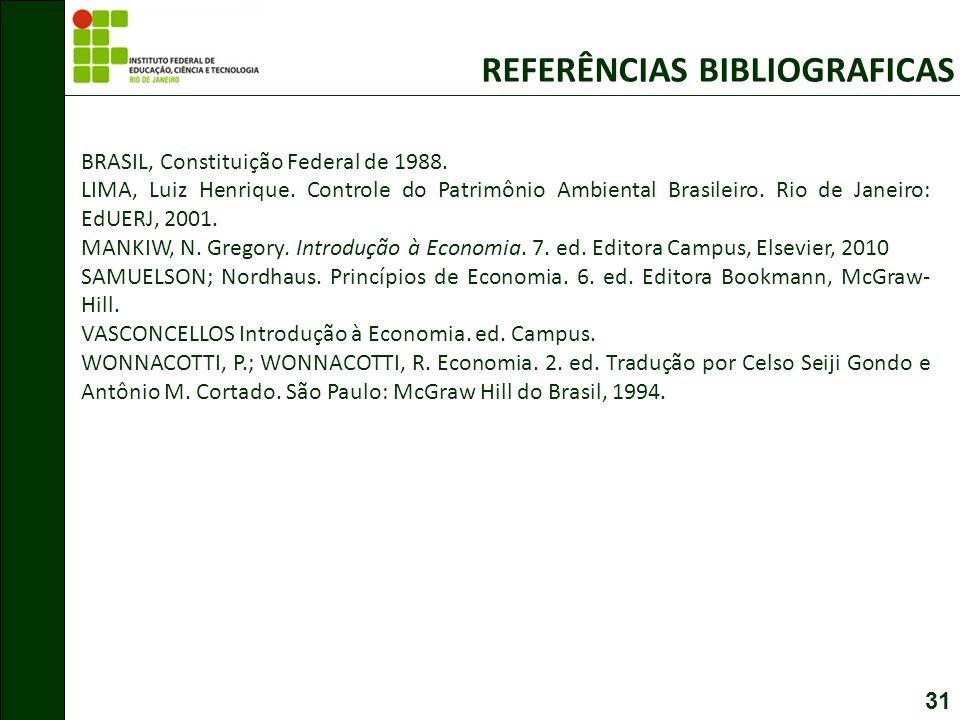 31 BRASIL, Constituição Federal de 1988.LIMA, Luiz Henrique.