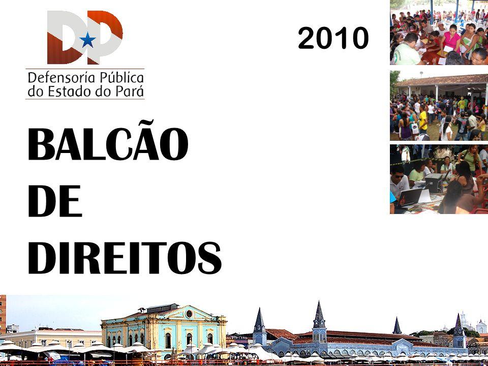 BALCÃO DE DIREITOS 2010