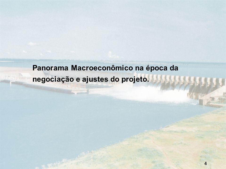 15 Recursos de Longo Prazo no Brasil Underwriting DEBÊNTURES (US$ 1.000) 1990 2.216.449 1991 1.476.166 1992 671.500 1993 4.154.509 1994 3.166.268 1995 7.581.815 1996 8.440.991 1997 7.158.513 1998 8.530.120 1999 4.473.794 2000 4.457.445 2001(*) 2.252.961 (*) janeiro a maio Fonte: CVM