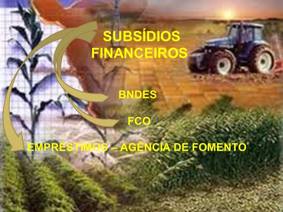 III) Incentivo à Industrialização Programa PRODUZIR/MICROPRODUZIR – Lei nº 13.591/00 e Dec.