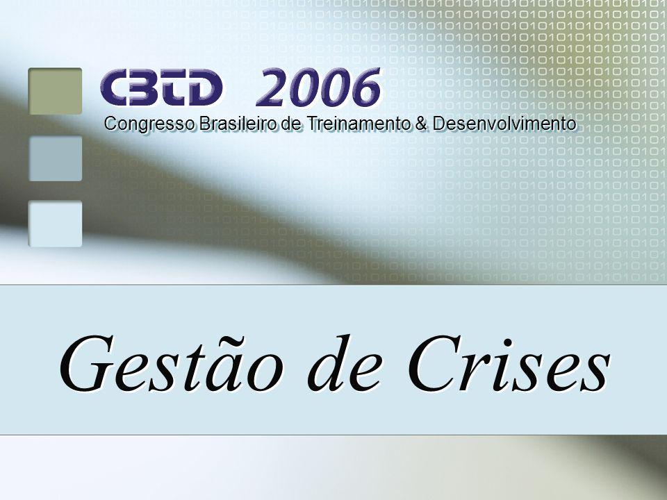 Identificando Crises Potenciais Sua empresa está aberta aos alertas e colocações de funcionários.