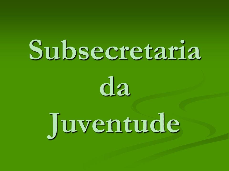 Subsecretaria da Juventude