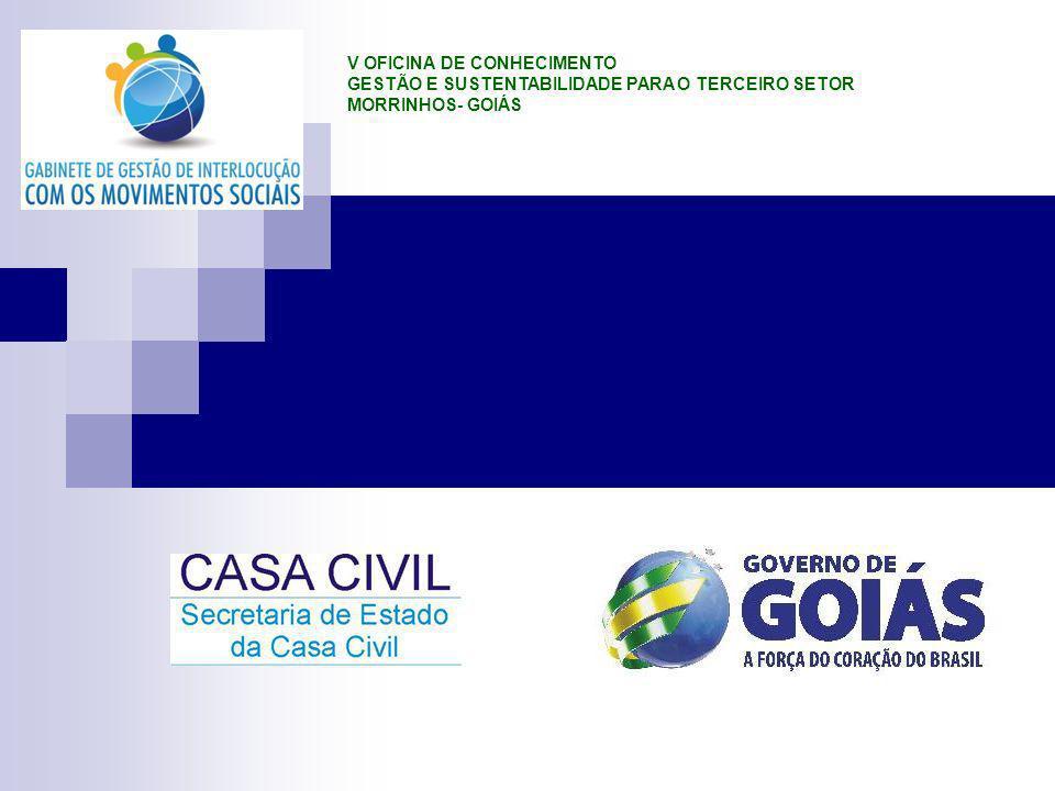 - Apresentar conceitos básicos sobre gestão de projetos - Instrumentalizar os participantes para a elaboração de projetos comprometidos com os princípios de efetividade, eficácia, eficiência, sustentabilidade e transparência OBJETIVOS