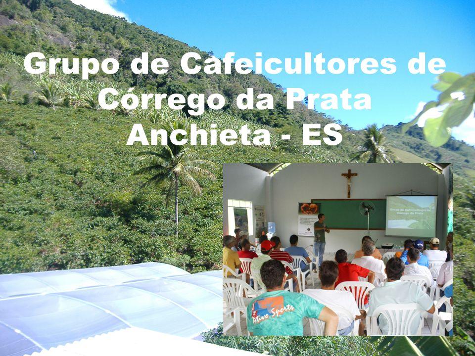 Grupo de Cafeicultores de Córrego da Prata Anchieta - ES