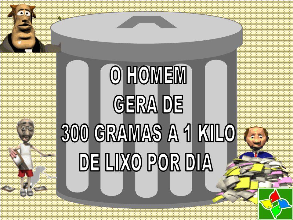 EXISTEM HOJE NO MUNDO MUITAS SUBSTÂNCIAS CONSIDERADAS DANOSAS AO MEIO AMBIENTE E A SAÚDE DO HOMEM E GRANDE PARTE VEM DO LIXO.