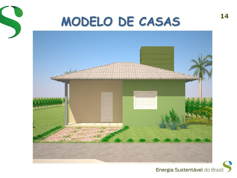 14 MODELO DE CASAS
