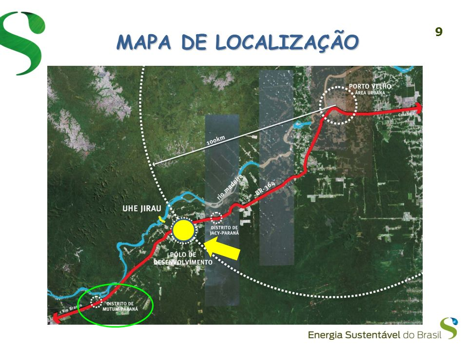 9 MAPA DE LOCALIZAÇÃO