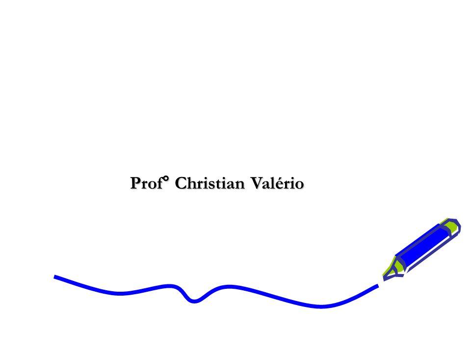 Prof° Christian Valério
