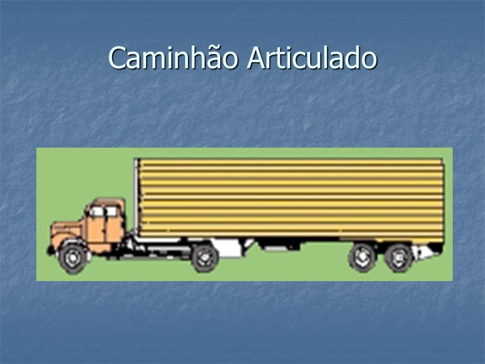 Caminhão Articulado