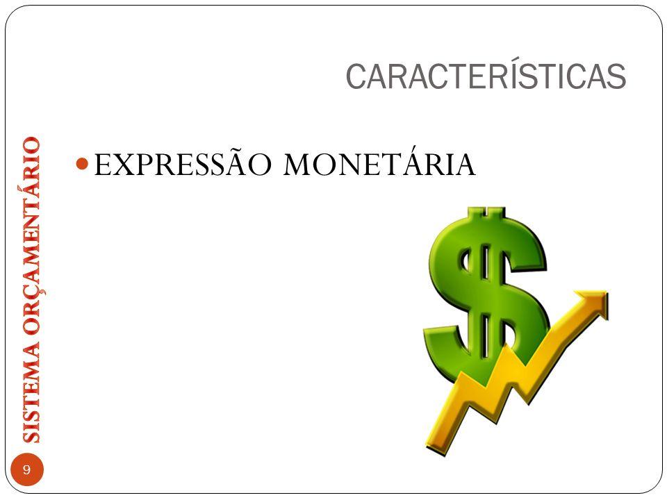 EXPRESSÃO MONETÁRIA 9