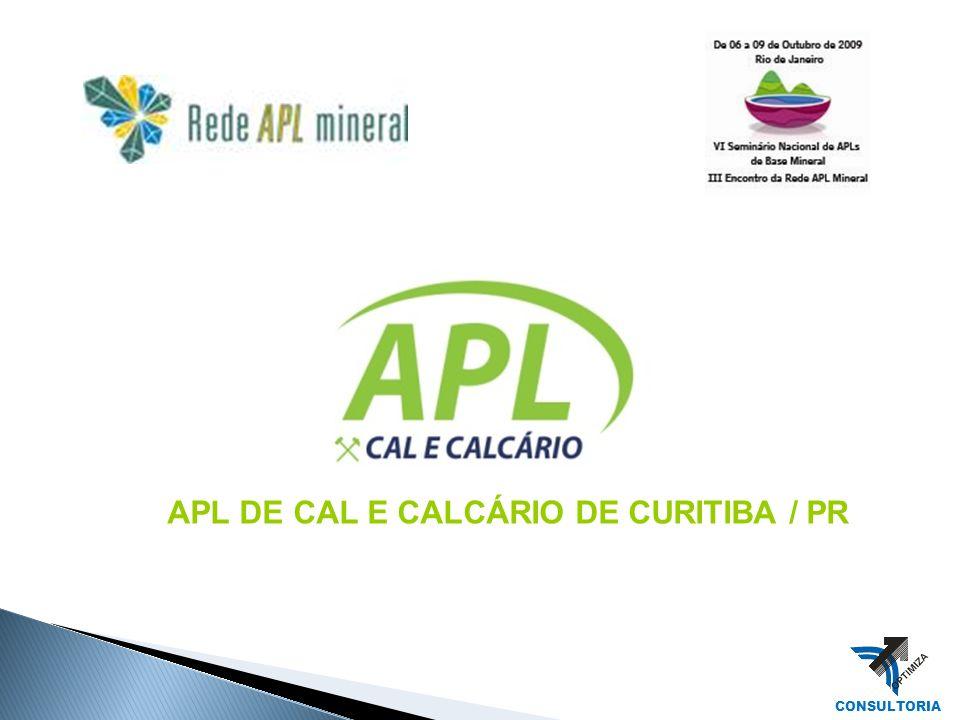 CONSULTORIA APL DE CAL E CALCÁRIO DE CURITIBA / PR