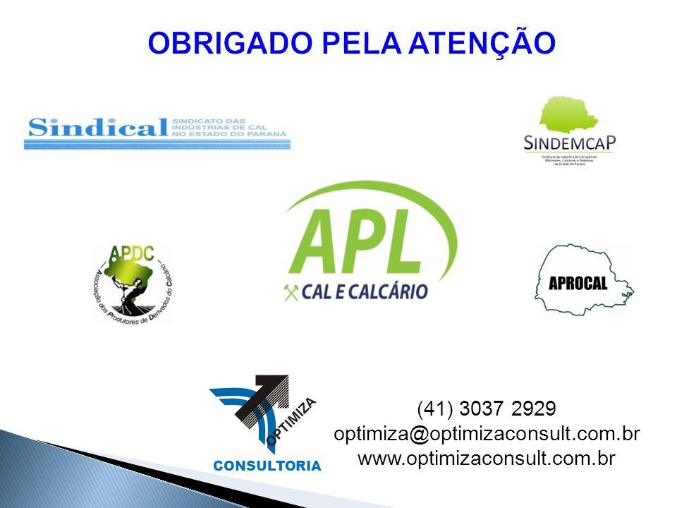 (41) 3037 2929 optimiza@optimizaconsult.com.br www.optimizaconsult.com.br CONSULTORIA