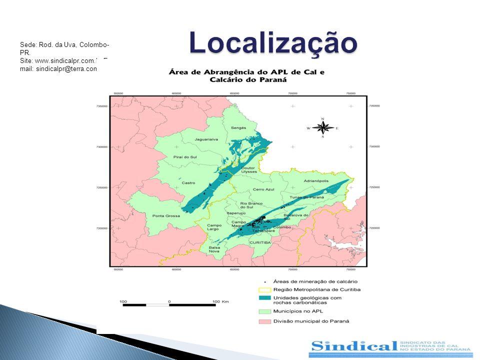 Sede: Rod. da Uva, Colombo- PR. Site: www.sindicalpr.com.br E- mail: sindicalpr@terra.com.br