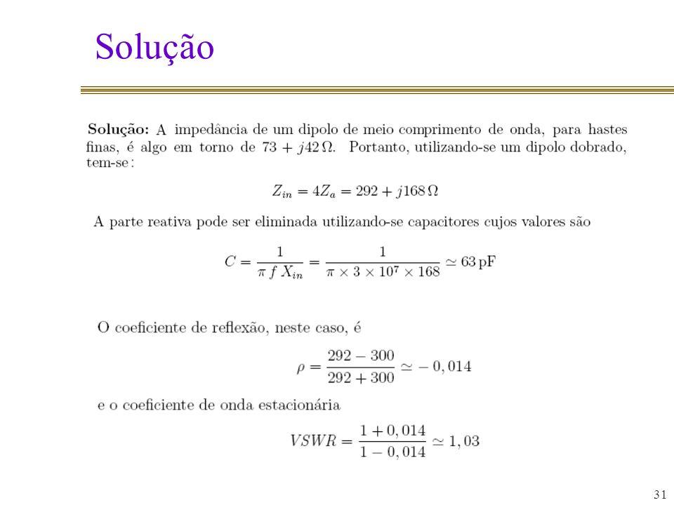 Solução 31