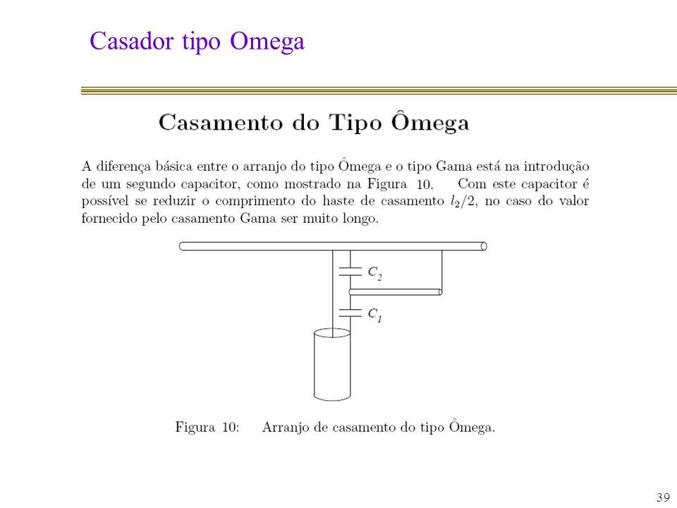 Casador tipo Omega 39