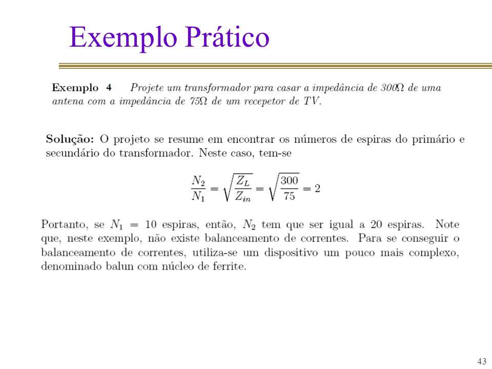 Exemplo Prático 43
