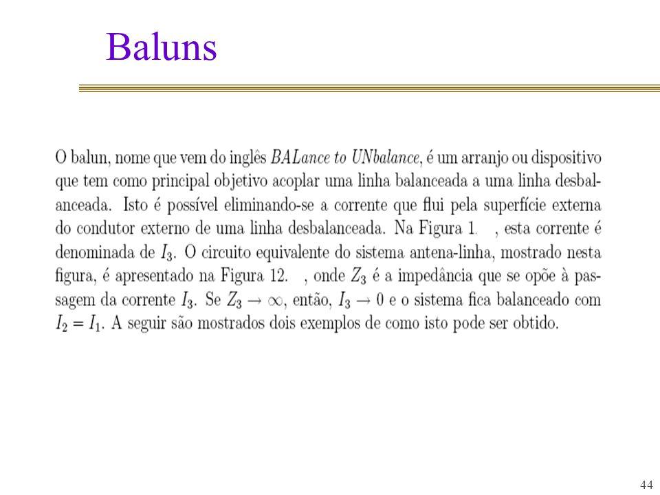 Baluns 44