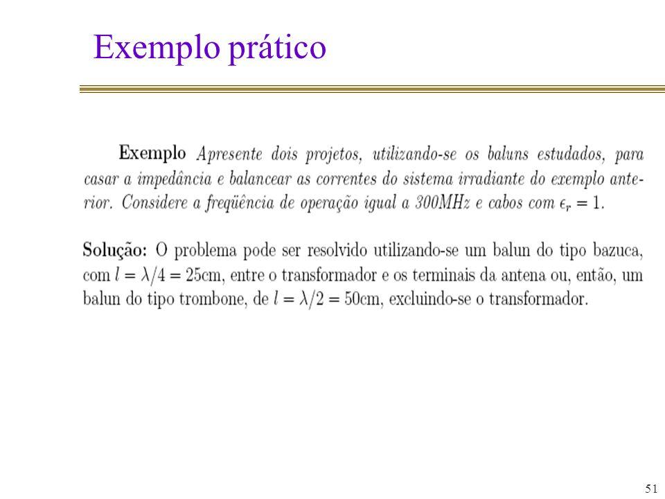 Exemplo prático 51