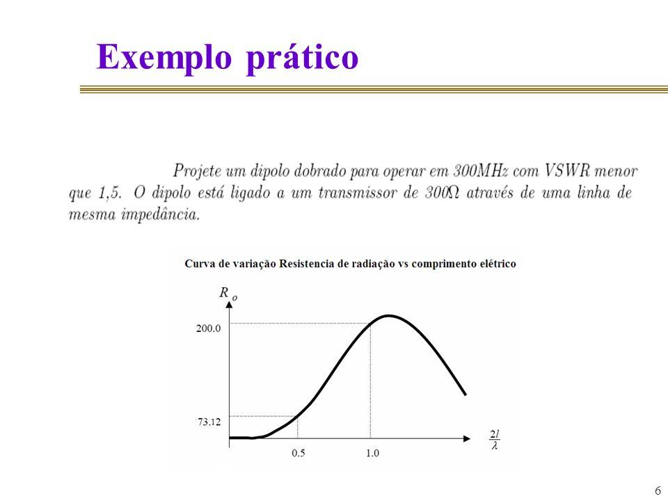 Exemplo prático 6